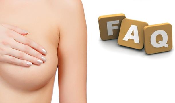 Aumento del seno, domande e risposte